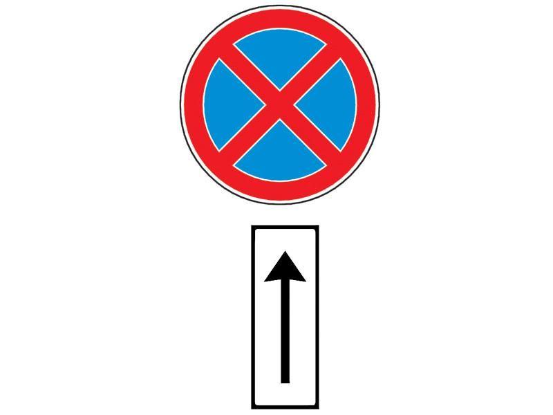 Care este semnificaţia indicatorului însoţit de panoul adiţional? itemprop=