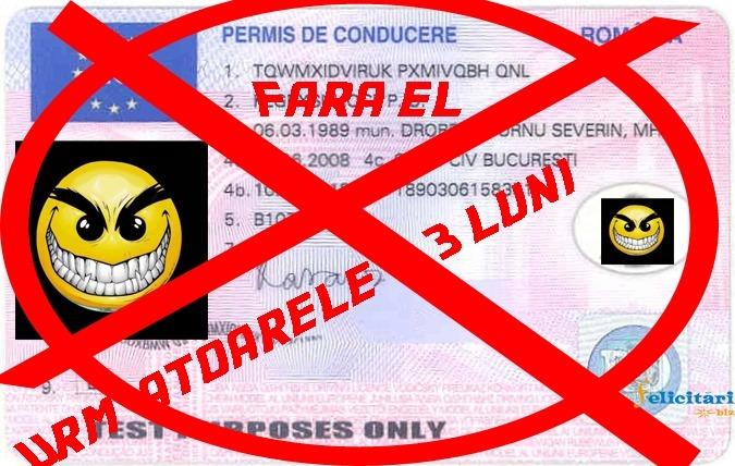 Redobândirea permisului de conducere suspendat itemprop=