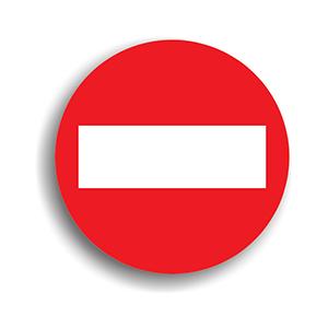 Capitol 3 - indicatoare de interzicere sau restrictie