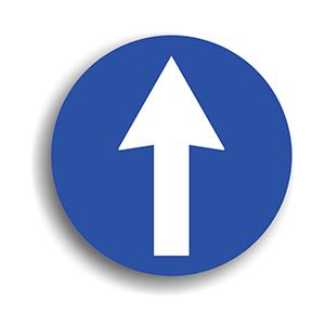 Capitol 5 - indicatoare de obligare
